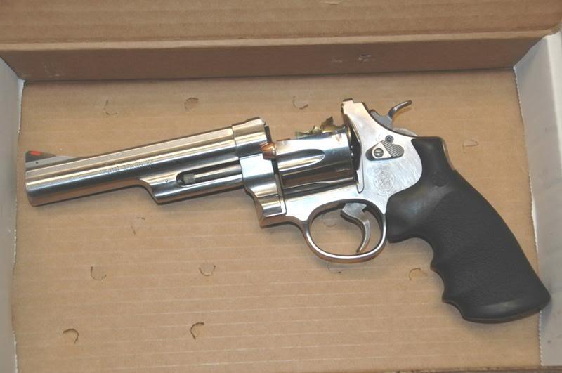 44 Magnum Accide....44 Magnum
