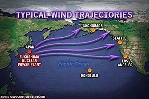 WEST COAST USA DANGER IF JAPAN NUCLEAR REACTOR MELTDOWN >> Four ...