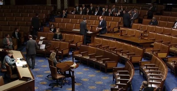 House Reads Out Constitution, Only 74 Members Show Up 160113House3