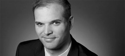 Matt Taibbi talks about US politics. (photo: Robin Holland)