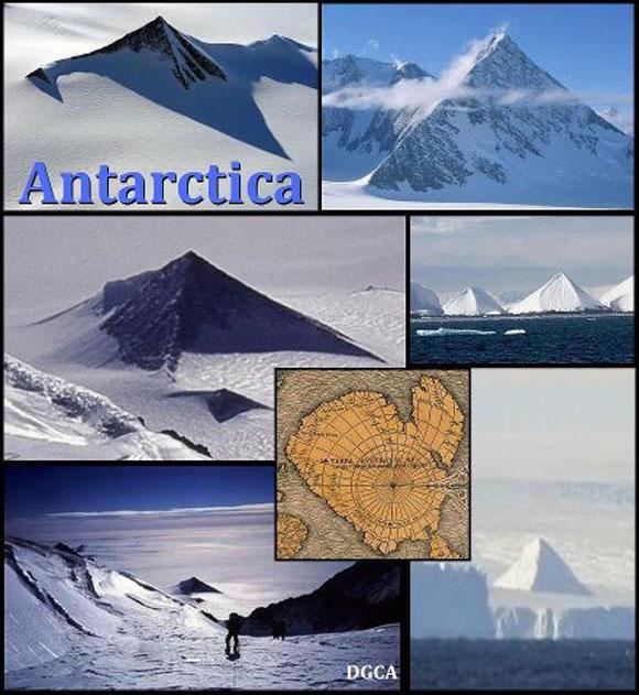 Resultado de imagen para pyramid antarctica