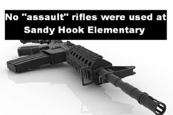 Photos Sandy Hook smoking guns emerge