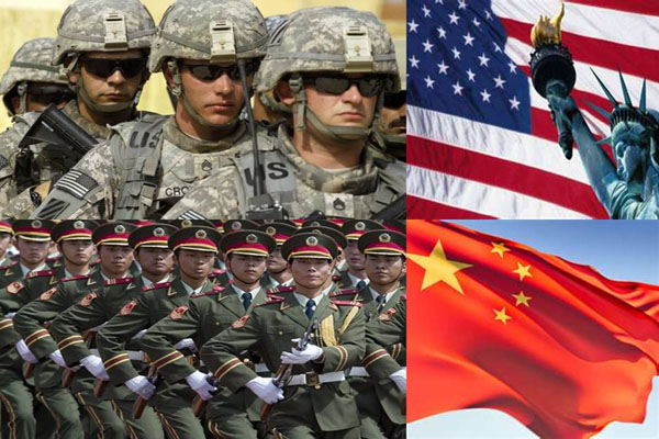 the future of technological warfare between the united states and china The technology trade war between china and the us is only just  google in  china, only those two countries are well positioned for a future in.