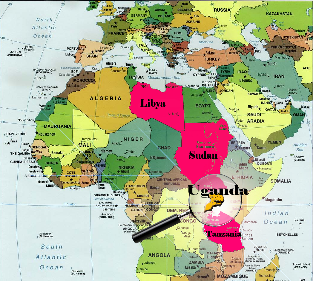 Baffling Illness Strikes Africa Turns Children Into Mindless - Where is uganda