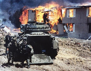 An overview of the ruby ridge waco and the oklahoma city bombing