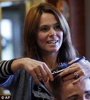 Adamo sulla sedia: Hairstylist Diane Harty detto Adamo era difficile da affrontare
