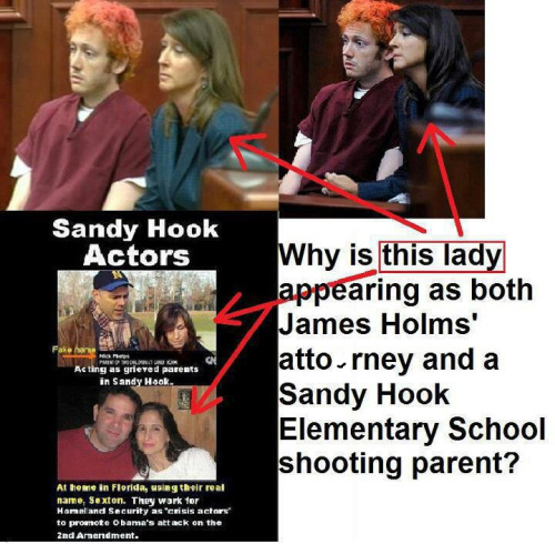 School Shooting First: REMARKABLE RESEMBLANCE OF SANDY HOOk VICTIMS AND