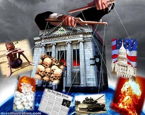 obama's background in the illuminati