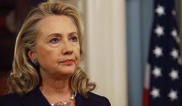 Hillary Clinton in hospital amid speculation of plane accident in Iran
