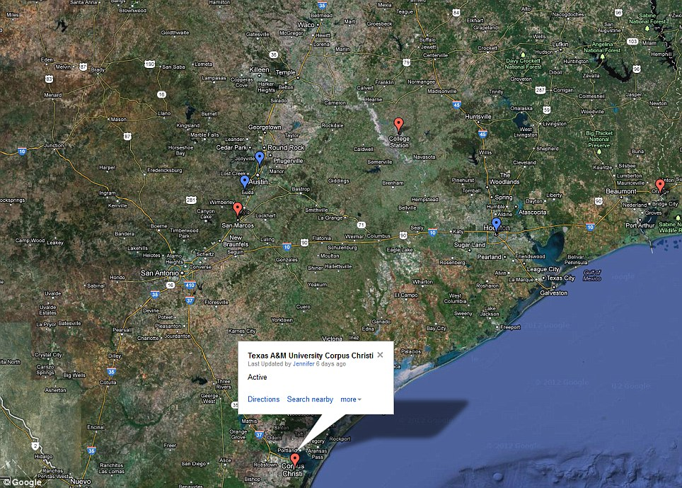 Hotspot: Texas has one of the highest number of drone sites