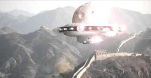 img 167061 ufo over china great wall of china%281%29 ETs Walk Among Us!!!! PROOF!!