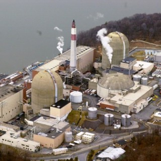 The Indian Point Nuclear Power Plant is even older and more antique than the Fukushima #1. Almost 20,000,000 living within a 50 mile radius of the installation makes the installation.