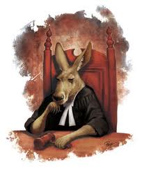 Q Significa Kangaroo Court IRAN ACCUSED OF BEING ...