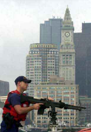 militarizzato-Boston