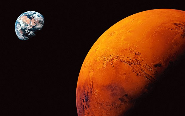 Mars missions 'will disturb astronauts' sleep patterns'