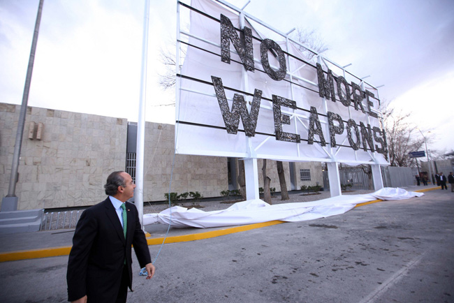No More Weapons