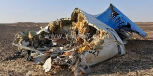 Debris Of Russian Plane Crashed Into Egypt's Sinai Oct. 31, 2015- YOUM7