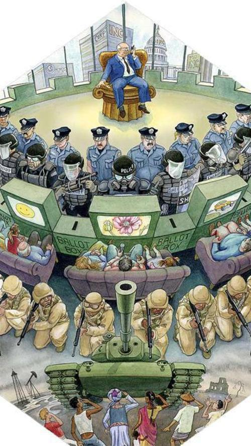 iVjUA The Militarization of American Police   and Shredding of Our Constitutional Rights   Started At Least 30 Years Ago