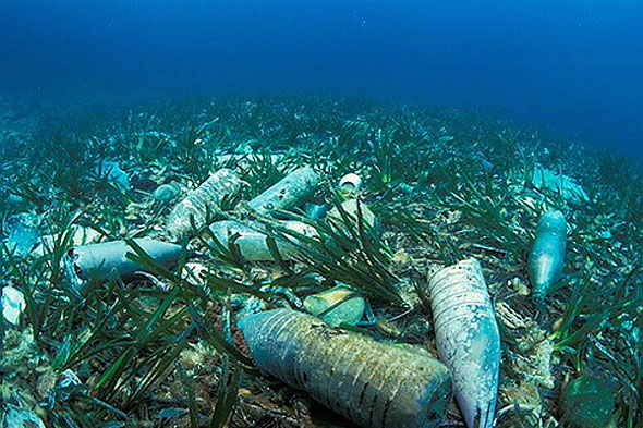 Seabed Pollution