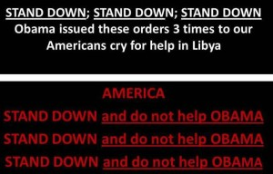 benghazi stand-down