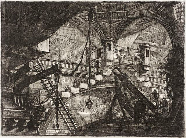 Piranesi, Nightmare Prison