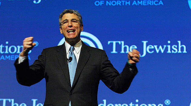 Federation Feature: Rabbi Rick Jacobs gives keynote address at this year�s Jewish federations� general assembly.