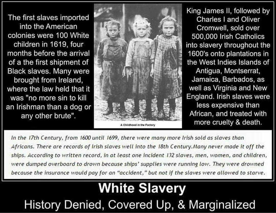 WHITE SLAVERY >> Four Winds 10 - Truth Winds